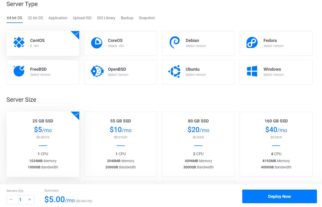 国外优秀服务商推荐Vultr:新用户注册赠送 $50 美元! 2